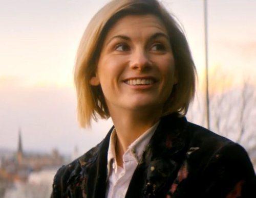 Jodie Whittaker se embarca en un épico viaje en el nuevo tráiler de 'Doctor Who'