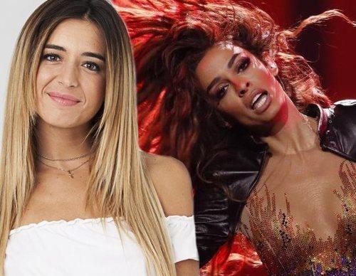 """Mimi se transforma en Eleni Foureira con """"Fuego"""" en el nuevo avance de 'Tu cara me suena'"""