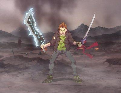 'Virtual Hero': Nuevo avance de la serie de ElRubius que emitirá Movistar+