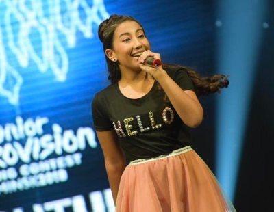 """Eurovisión Junior 2018: Ela Mangion representa a Malta con """"Marchin' On"""""""