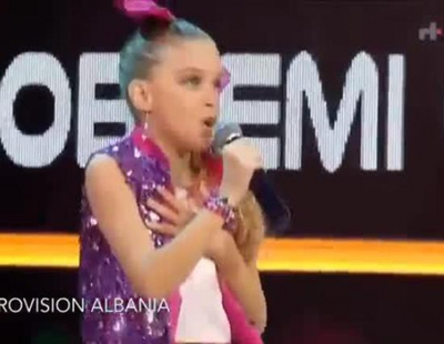 """Eurovisión Junior 2018: Efi Gjika representa a Albania con """"Barbie"""""""