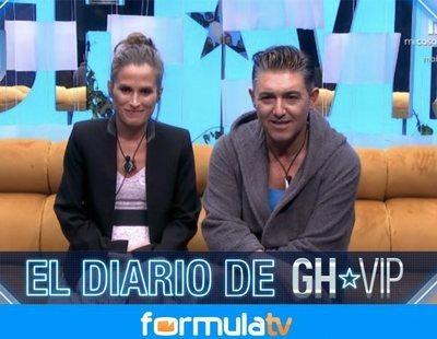 'Diario de GH VIP 6': Verdeliss y Ángel Garó, ¿son unos cobardes por no salvar a El Koala?