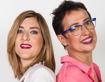 María Guerra y Pepa Blanes presentan 'La Script en Movistar+' con esta cercana promo