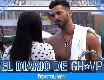 'Diario de GH VIP 6': Miriam, borracha, le da una colleja a Suso, ¿expulsión disciplinaria?