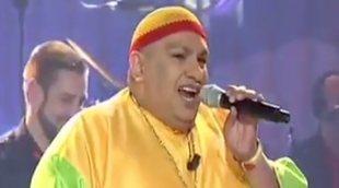 """King África deja al público sin palabras al versionar """"Roxanne"""", de The Police, en TVG"""