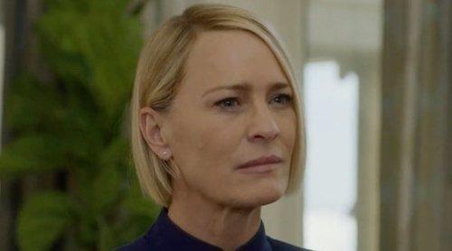 Claire toma el control absoluto de 'House of Cards' en el nuevo tráiler de la sexta temporada