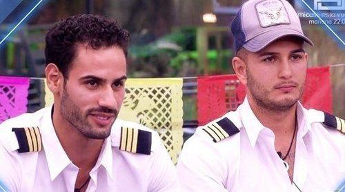 'Diario de GH VIP 6': Asraf confiesa que se besó con Chabelita, ¿es todo una estrategia?