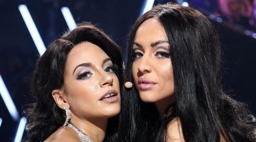 """Ana Guerra visita el plató de 'Tu cara me suena' para interpretar """"Sin pijama"""" junto a Mimi"""