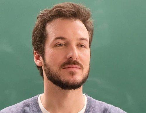 """Jorge Suquet ('Élite'): """"Este profesor viene de un lugar muy distinto al de sus alumnos"""""""
