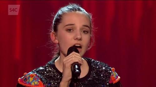 """Eurovisión Junior 2018: Manw representa a Gales con """"Perta"""""""