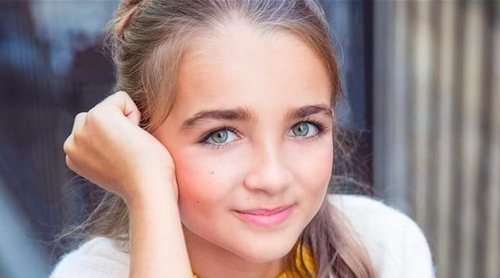 """Eurovisión Junior 2018: Angélina representa a Francia con """"Jamais Sans Toi"""""""