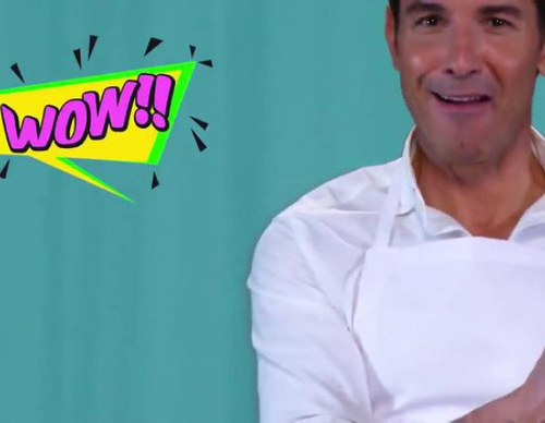 Jesús Vázquez protagoniza la azucarada primera promo de 'Bake Off'