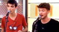 'OT 2018': Dave y Carlos Right cantan el tema de 'Aquí no hay quien viva'