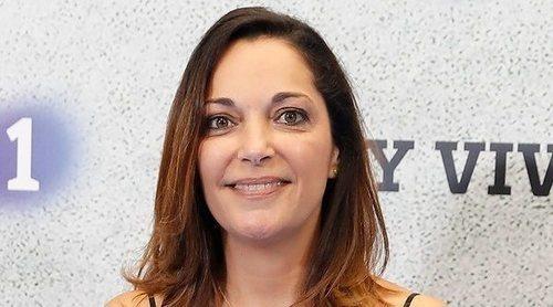 """Cristina Plazas ('Estoy vivo'): """"Hay señoras que me dicen 'a raíz de la serie sé que mi marido está conmigo'"""""""