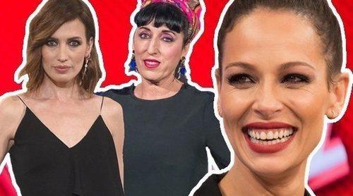 Eva González ficha por 'La voz' y así reaccionan celebrities como Rossy de Palma o Nieves Álvarez