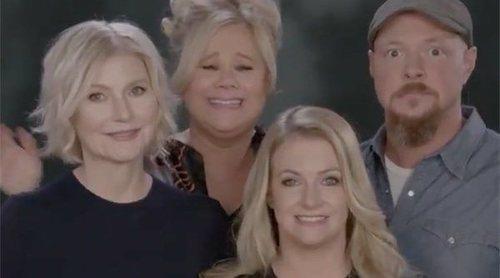 El mensaje de los actores de 'Sabrina, cosas de brujas' a 'Las escalofriantes aventuras de Sabrina'