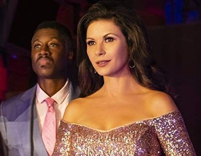 'Queen America' presenta el lado más implacable de Catherine Zeta-Jones en su primer teaser