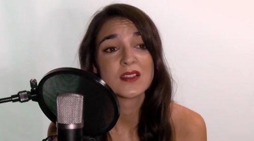 Leonor Lavado se atreve con 'Élite' e imita las voces de sus protagonistas