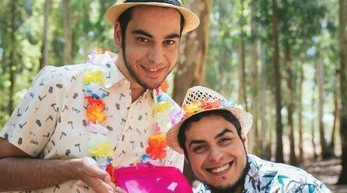 """David Sainz y Aarón Gómez ('Mambo'): """"Tiene mérito haber renovado porque no sale Mario Casas"""""""