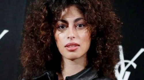 """Mina El Hammani ('Élite'): """"Me llegan muchos mensajes de chicas árabes que quieren ser actrices"""""""