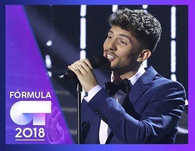 'Fórmula OT': Carlos Right, expulsado de la Gala 8 de 'OT 2018', ¿fue excesiva la bronca de Noemí?