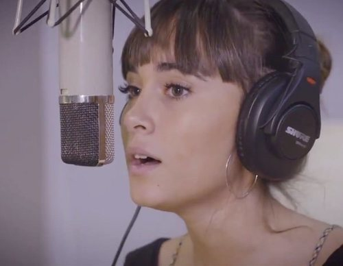 "Aitana canta en catalán el tema principal de ""Flashdance"" para La Marató de TV3"
