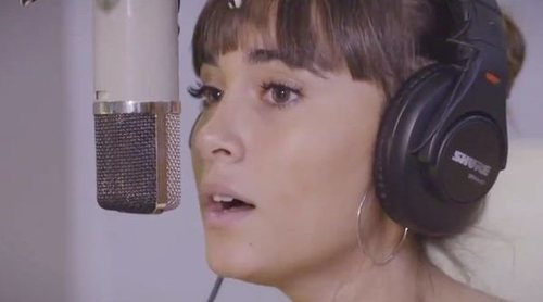 """Aitana ('OT 2017') canta en catalán el tema principal de """"Flashdance"""" para el disco de 'La Marató' de TV3"""