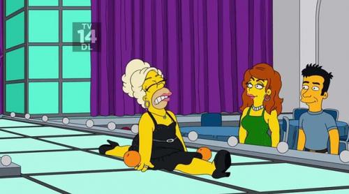 El crossover entre 'Los Simpson' y 'RuPaul' donde Homer saca a la luz su arte como drag queen