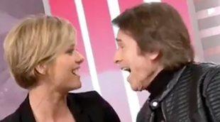 """'La mañana': María Casado y Raphael cantan juntos """"Que sabe nadie"""""""