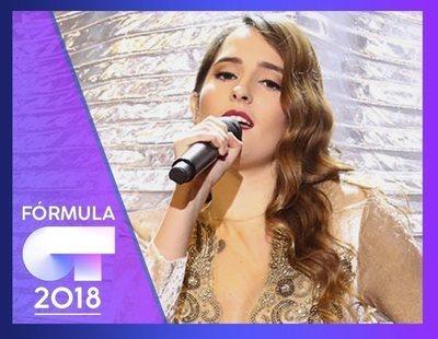 'Fórmula OT': Marilia, expulsada de la Gala 9 de 'OT 2018', ¿brilló María con su actuación?