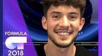 'Fórmula OT': Carlos Right analiza 'OT 2018' y confiesa la verdad sobre sus carpetas con Julia y Alba