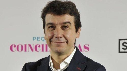 """Javier Veiga: """"'Pequeñas coincidencias' tiene un final cerrado pero sí podría tener segunda temporada"""""""
