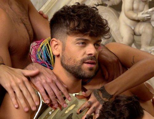 """Así se hizo el sexual videoclip de """"Miénteme"""", el single de Ricky Merino"""
