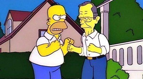 'Los Simpson': El capítulo en el que George H. W. Bush se muda a Springfield y se enfrenta con Homer Simpson