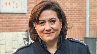 """Luisa Martín ('Servir y proteger'): """"Miralles jamás se pasaría al lado oscuro de la ley"""""""