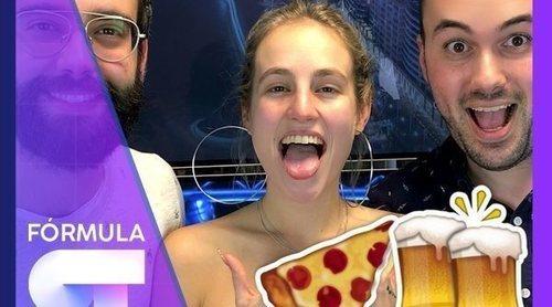 """'Fórmula OT': Invitamos a pizza a María Villar y hablamos desde el """"mariconez"""" hasta la polémica con Pablo"""