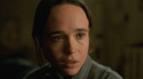 Tráiler de 'The Umbrella Academy', con Ellen Page como una peculiar superheroína