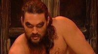 Jason Momoa recupera su papel de Khal Drogo en 'Juego de Tronos' para este sketch de 'Saturday Night Live'