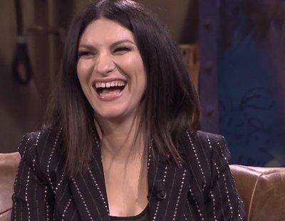 Laura Pausini, la invitada de 'La Resistencia' que más dinero tiene en cuenta bancaria