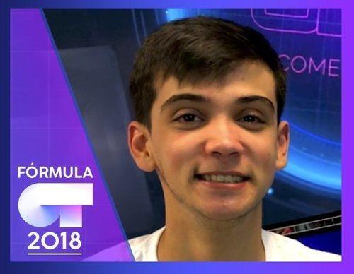 'Fórmula OT': Dave opina sobre el polémico reparto de temas para Eurovisión 2019