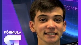 'Fórmula OT': Dave ('OT 2018') opina sobre el polémico reparto de temas para Eurovisión 2019