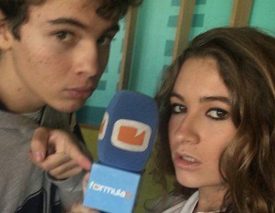 """Carlota Boza entrevista a Nano Boza: """"El mito de que soy Ezequiel en 'Aquí no hay quien viva' no es cierto"""""""