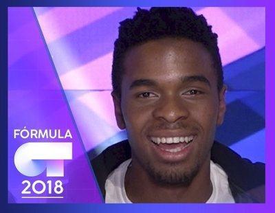 """Famous, ganador de 'OT 2018': """"Quería visibilizar a la población negra en España, está muy menospreciada"""""""