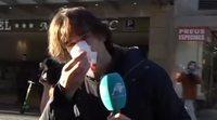 Brutal agresión a Cake Minuesa, reportero de Intereconomía, durante las protestas de los CDR en Barcelona