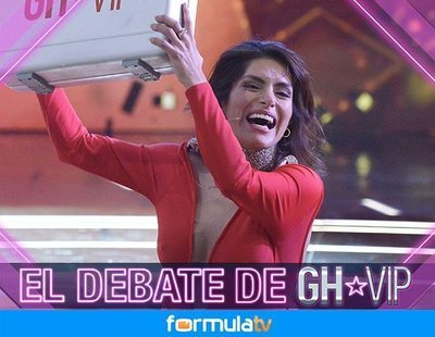 'Debate de GH VIP 6': Miriam Saavedra ganadora, ¿por qué 'GH VIP 6' sí y 'Supervivientes' no?