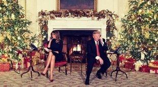 """Donald Trump roba la Navidad a un niño de 7 años: """"¿Aún crees en Santa Claus?"""""""