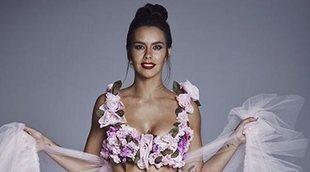 Así se confeccionó el vestido de Cristina Pedroche para las Campanadas