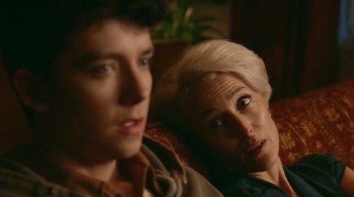 Primer tráiler de 'Sex Education', la dramedia protagonizada por Asa Butterfield y Gillian Anderson