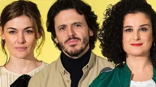 Los nuevos actores de 'Vergüenza' y los momentos de rodaje: ¿Cuándo se han sonrojado con sus escenas?