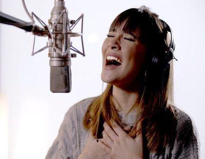 """Así es el videoclip de """"Hay algo más"""", la canción de Aitana para la película de Los Lunnis"""